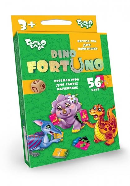 1447  Розвиваюча  настільна  гра  Dino Fortuno