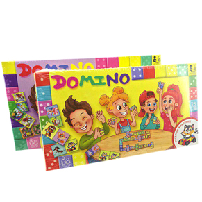 0616  Настольная  игра  Домино