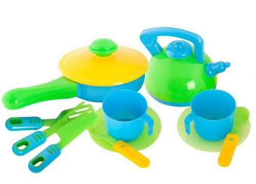 04-432  Посуда , 13 предм.