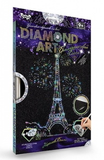 0994  Набор креат. творчести DIAMOND ART /18/