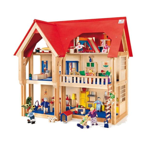 Дома для кукол,мебель