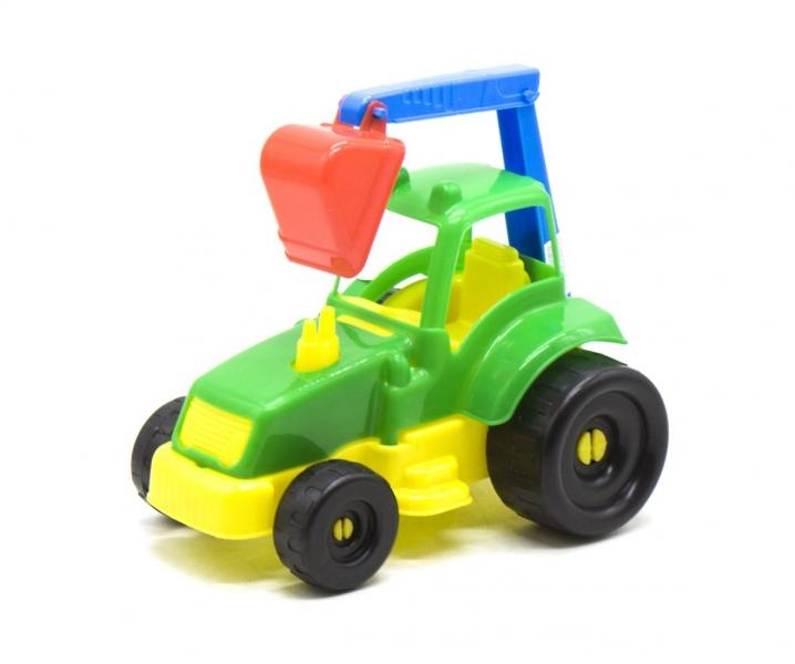 07-710  Трактор экскаватор