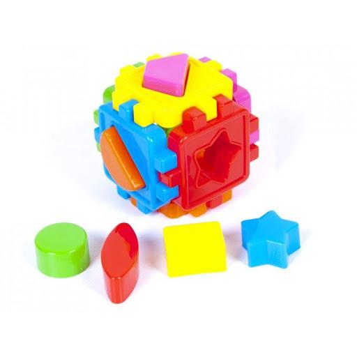 50-101  Логический куб-сортер