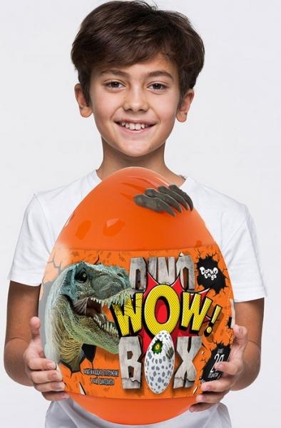 09271 Креативна  творчість  Dino Box яйцо